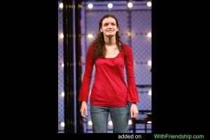 Jennifer Damiano Live performance