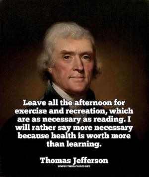 Thomas Jefferson Quote A