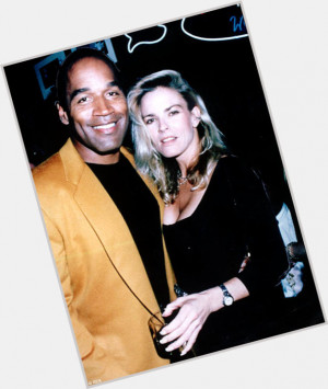 Quotes by Nicole Brown Simpson