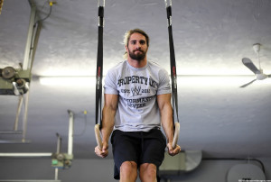 Seth Rollins In Fitness Gym Images, Pictures, Photos, HD Wallpapers