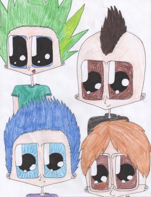 Slc Punk Stevo By Ninjazombiecat