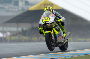 Andrea Iannone Andrea Iannone of Italy and Speed Master heads down a ...