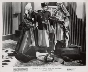 Re: Maureen O' Hara- Bagdad (1949)