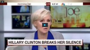 MSNBC's Brzezinski Defends Hillary Clinton Criticism Amidst Email ...