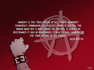 Anarchy by teknika