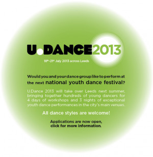 dance 2013 calling all talented young dancers u dance