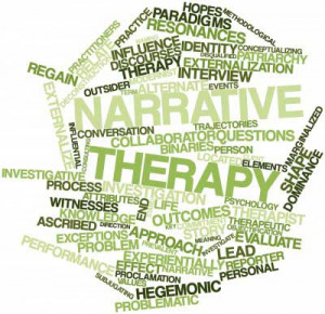 Here are some basic principles of Narrative Therapy: