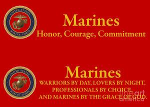 Marine Sayings 6 Photograph