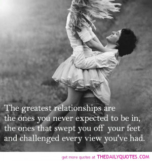 Inspirational Quotes About Relationships Inspirational quotes about