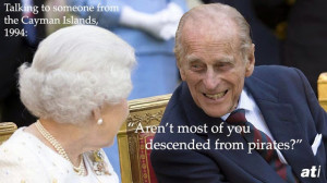 21 Prince Philip Quotes That Are Painfully Politically Incorrect