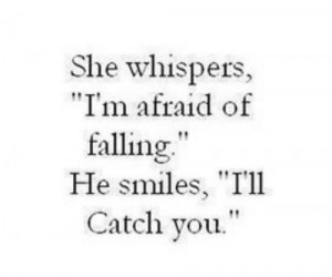 Fear Of Falling In Love Quotes 33 notes #cute #love #lyrics