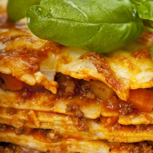 Quote for Today : When the lasagna content in my blood gets low, I get ...