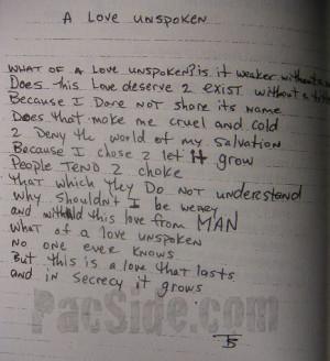 Tupac Poems Love Tupac poems love tupac love