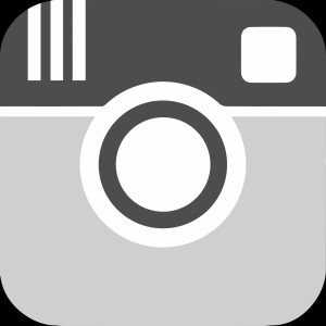 Instagram Logo Black And White image (Gallery: Instagram Logo ...