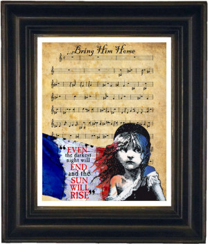 Country Love Song Quotes For Him Les misrables song bring him