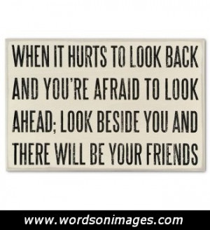 Hurting Friends Quotes