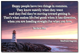 Barbara Sher Quote