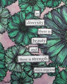 Maya Angelou #quote. maya angelou quote, humanity quotes, diversity ...