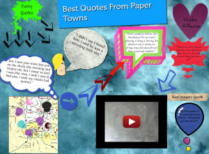 Paper towns quotes by aneary