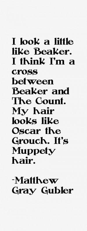 Matthew Gray Gubler Quotes & Sayings