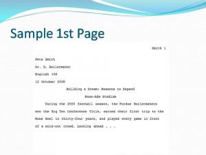 MLA Formatting, Citation and Integrating quotation
