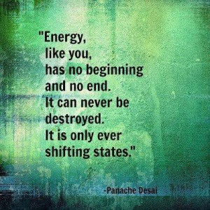 Training to be aware of your Energy Create New Possibilities with your ...