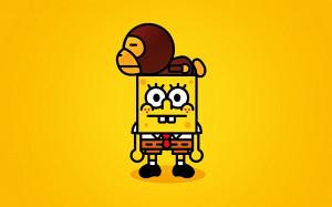 Funny Spongebob HD Wallpaper #5012