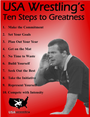 Want to, succeed, as a wrestler? Here are ten things you should keep ...