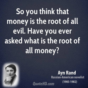 ayn rand quotes – ayn rand money quotes quotehd [700x700] | FileSize ...