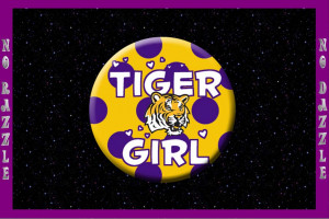 Lsu Tiger Girl Photo Kevin...