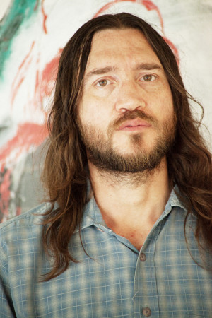 John Frusciante unofficial – Invisible Movement