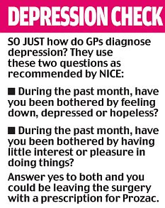 Lives destroyed by happy pills: As our use of antidepressants DOUBLES ...