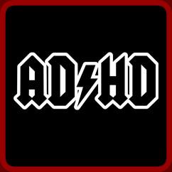 Funny ADHD Shirt Saying