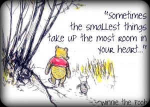 Pooh Wisdom...