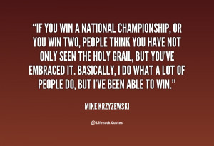 Quotes About Championships