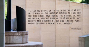 Quotes About the Vietnam Veterans Memorial