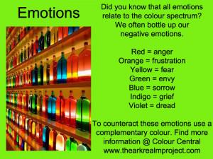 Emotional Release 101