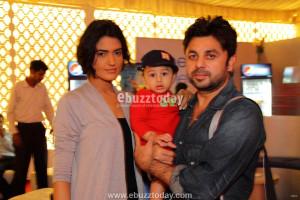 Nadia Ali With Her Husband...