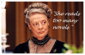 Violet Crawley Quotes/