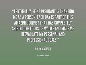 Quotes About Being Pregnant