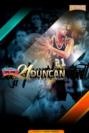 Tim Duncan Basketball...