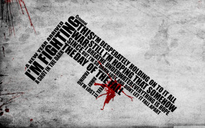 ... 1440x900 Dark, Text, Fighting, Quotes, Typography, Textures, Textue