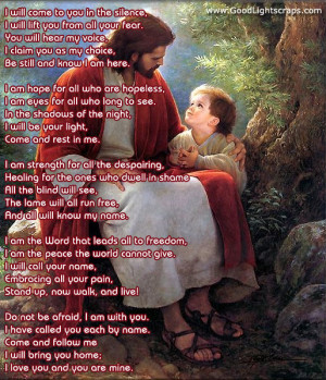 Jesus Loves Me Quotes