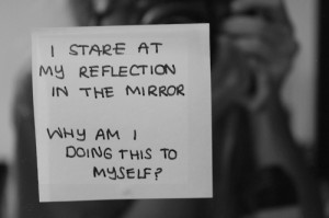 ... quotes fat mirror self harm ugly reflection why jessie j hate myself