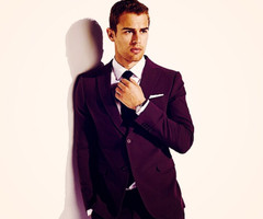 in collection: Theo James and quotes