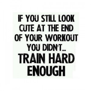 Workout/gym motivational quotes