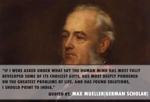 Max Muller[German Scholar]
