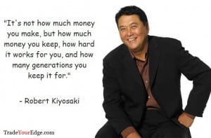 Robert Kiyosaki Quotes Network Marketing Some wise advice from .