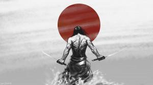Japan Samurai Wallpaper 1280x720 Japan, Samurai, Hi, No, Maru