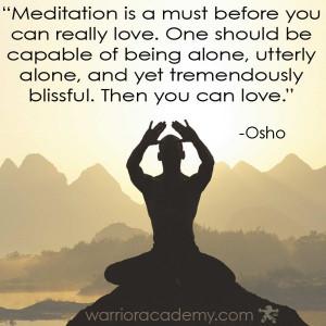 ... Yoga visit www.warrioracadem.... #yoga #meditation #mindfulness #